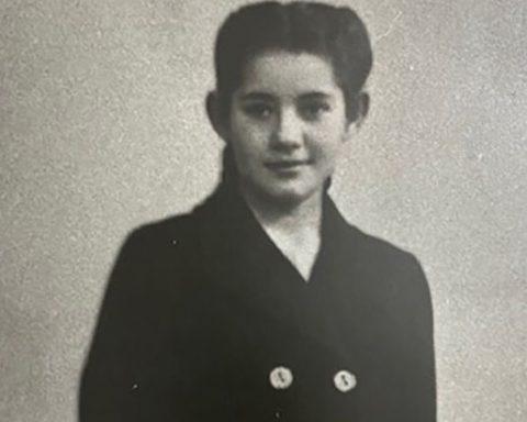 Rosaura Serra Escorihuela pasó parte de su infancia en París.