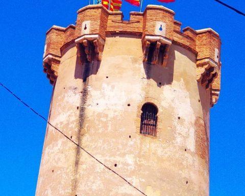 La torre mudèjar de Paterna data del segles XI-XII